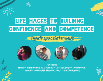 Life Hacks to Building Confidence and Competence
