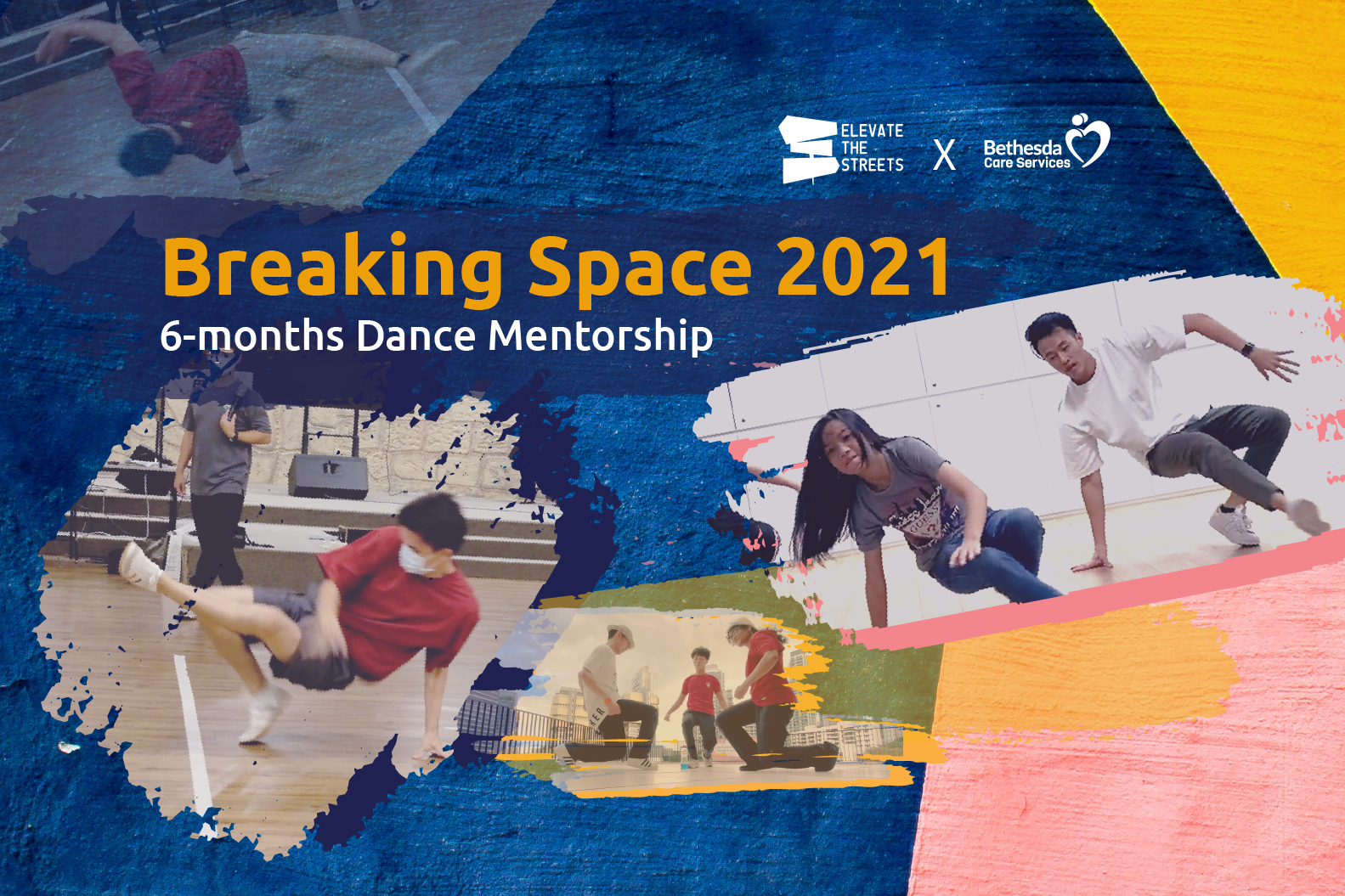 Breaking Space 2021 | 6-months Dance Mentorship